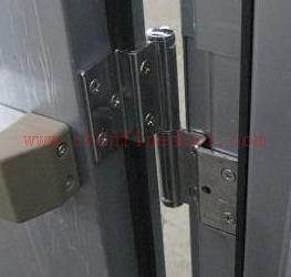 Low Price 2.0h Fire Rated Steel Fire Door with BS and UL Certificate (CF-F008) pictures & photos