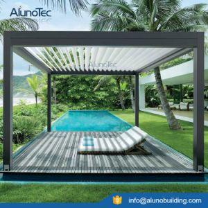 Pergola Aluminum Patio Roof Design Waterproof Outdoor Blinds pictures & photos