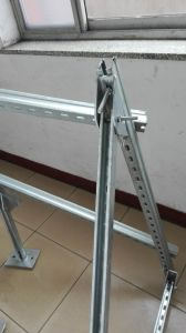 PV Mounting Structure, Ground Steel Structure, Solar Brackets pictures & photos