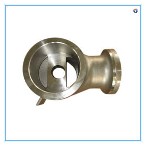 Stainless Steel Valve Body by Investment Casting pictures & photos