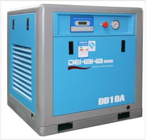 Screw Type Air Compressor (7.5 KW ) pictures & photos
