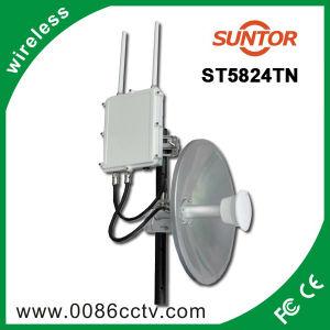 Dual-Band Dual-Antenna High Bandwidth Digital Wireless Transmis