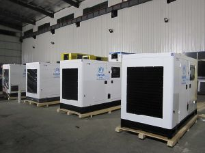 Soundproof Diesel Generating Powered by Cummins Engine (250kVA-1500kVA) pictures & photos