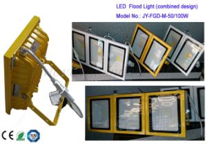 2016 New Design Rectangle Flood Lighting. / 50 X 4 pictures & photos