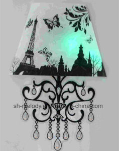 Exquisite LED Wall Sticker/Wall Decal/Lamp Sticker for Home Decoration pictures & photos