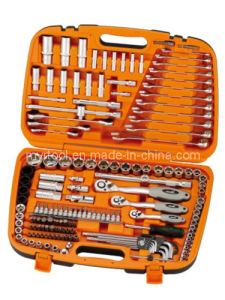 2014hot Sale-Professional 162PC Socket Wrench Tool Kit pictures & photos