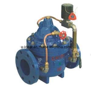 Electricwater Flow Control Valve, Cast Iron Check Valve pictures & photos