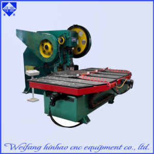 Hot Selling Stainless Steel Platecnc Punching Press Machine