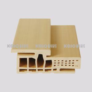 OEM/ODM WPC Interior Waterproof Door Frame for Bedroom (A2450) pictures & photos