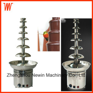 7 Tier Commercial Stainless Steel Fountain Chocolate pictures & photos