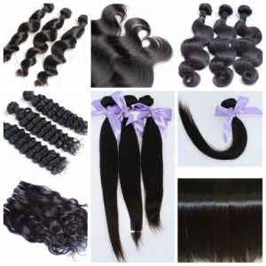 Unprocessed Brazilian Virgin Hair Weaving pictures & photos