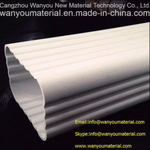 PVC Plastic Pipe/Square PVC Pipe/Rectangle PVC Pipe pictures & photos