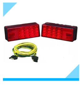 China Factory Custom Auto Tail Light Wire Harness pictures & photos