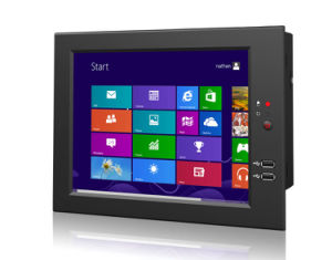 "10.4"" Industrial Panel PC with 5-Wire Resistive Touch Screen pictures & photos"