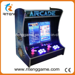 Coin Video Game Mini Bartop Arcade Machine for Home pictures & photos