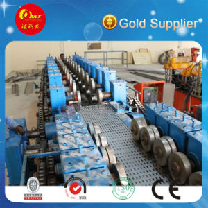 Hky Full Automatic Adjustable Metal Cable Tray Roll Forming Machine pictures & photos