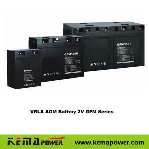 VRLA AGM Battery (2V GFM Series) pictures & photos