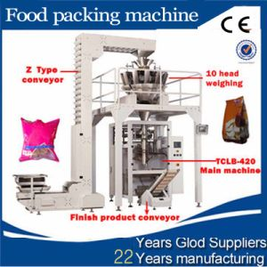 Peanuts Packets Filling and Sealing Machine pictures & photos