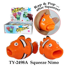 Pop Squeeze Color Fish pictures & photos