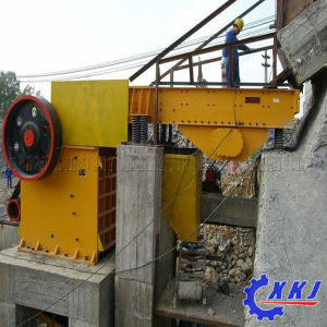 Vibrating Feeder for Stone Production Plant by China Company pictures & photos
