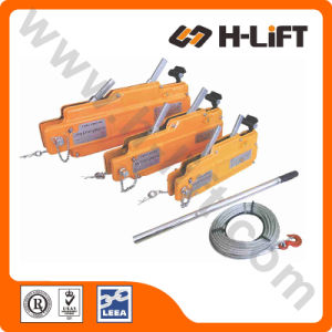 Wire Rope Pulling Hoist / Cable Winches (Steel body) pictures & photos