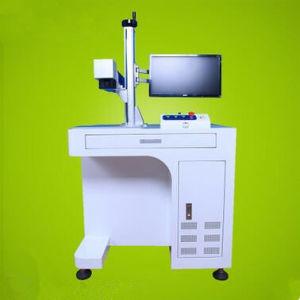 Fiber Optical Series Laser Marking Machine on Metals Steel pictures & photos