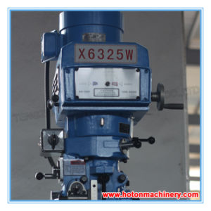 Metal Universal Vertical Turret Milling Machine (X6325 X6325D) pictures & photos