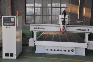 CNC Router Machine Center with Atc Tool Changer pictures & photos