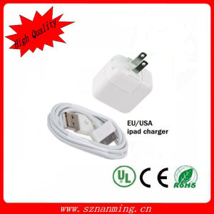 UK 1A USB Travel Wall Socket Charger for iPhone (NM-USB-1279) pictures & photos