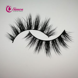 Mix Size Natural Looking Cosmetic False Eyelashes for Party Makeup pictures & photos