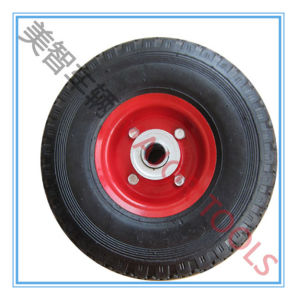 10X3.00-4 Solid Tyre Rubber Wheel for Small Devices pictures & photos