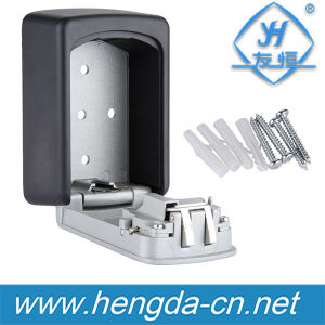4 Digit Wall Mounted Key Storage Box (YH9228) pictures & photos