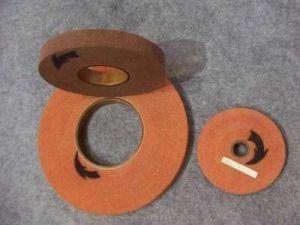 Non-Woven Convolute Wheel pictures & photos