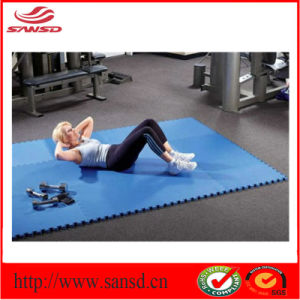 Non-Slip Rubber Yoga Gym Mat for Carpet Indoor Exercise pictures & photos