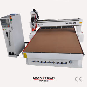 Woodworking CNC Milling Machine 1325 Atc CNC Router pictures & photos