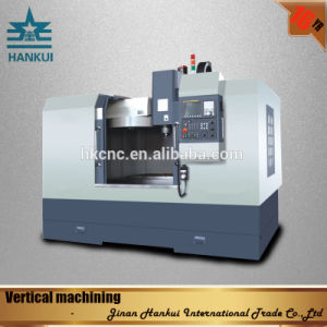 Low Cost Small CNC Milling Machine for Sale High Speed Vmc420 pictures & photos