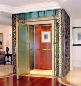 Cheap 320kg and 400kg Home Residential Lift pictures & photos