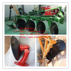 Farm Tractor Disc Plow Agricultural Implement Disk Plough pictures & photos