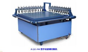 Jlqg-900 Manual Glass Mosaic Cutting Table pictures & photos