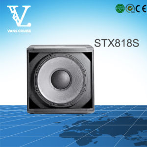 Stx818s Single 18inch Outdoor PA Speaker Subwoofer pictures & photos