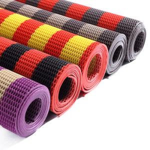 Anti Slip Water Drainage Wet Rain Drain PVC Plastic Grid Vinyl Pig Dogs Floor Flooring Rolls Runner Matting pictures & photos