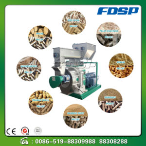 Energy Saving Bamboo Palm Leaf Fuel Pelleting Machine pictures & photos