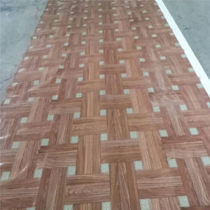 2017 Lowes Linoleum PVC Flooring /Pisos Plastico pictures & photos