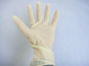 Latex Non Sterile Surgical Glove Powdered &Powder Free pictures & photos