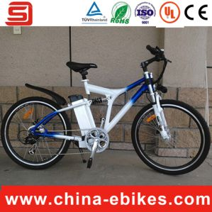 Aluminum Alloy Mountain Electric Bicycle (JSE76)