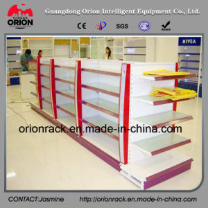 Supermarket Steel Shelf Display Racking pictures & photos