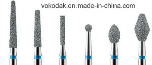Best Price Good Quality Dental Diamond Burs with CE pictures & photos