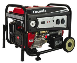 Portable Power Gasoline Generator, Home Generator with CE (2KW-7KW) pictures & photos