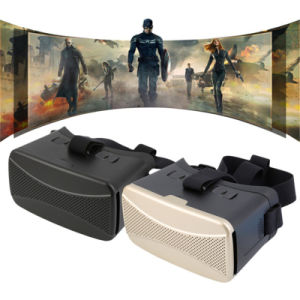 2016 Newest Vr Glasses Virtual Reality Remote Control Vr Head Mount 2.0 Super Version 3D Google Glasses Vr Box pictures & photos