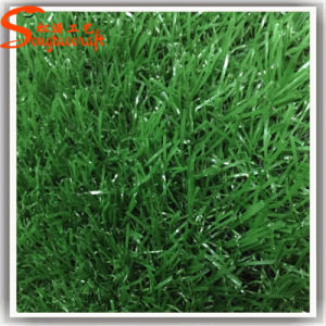 China Manufacturer Football Decoration Artificial Fake Grass pictures & photos